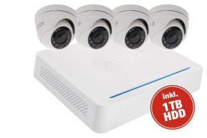 ABUS Analog HD Videoüberwachung